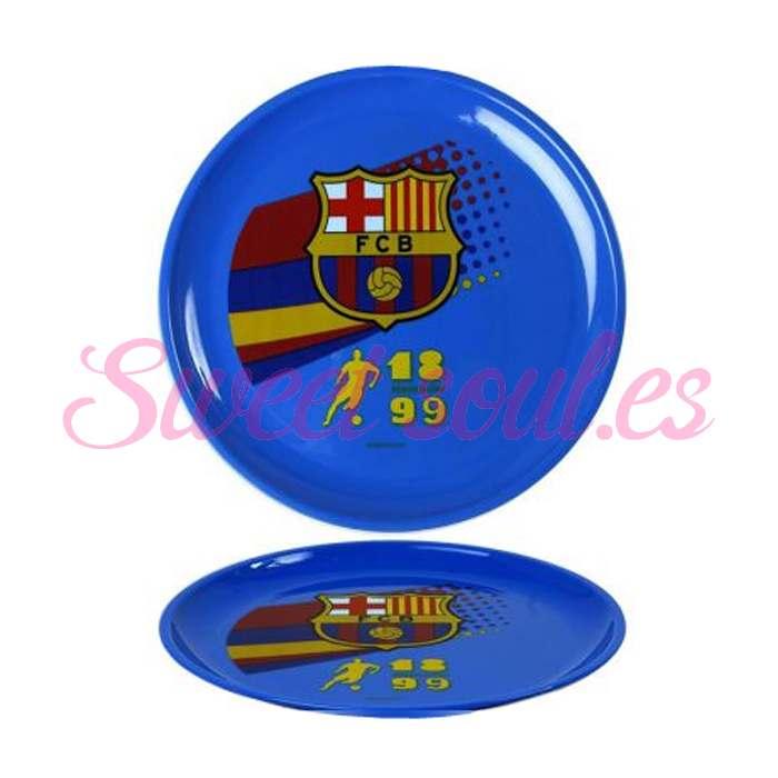 PLATOS FC BARCELONA, 2 UNDS