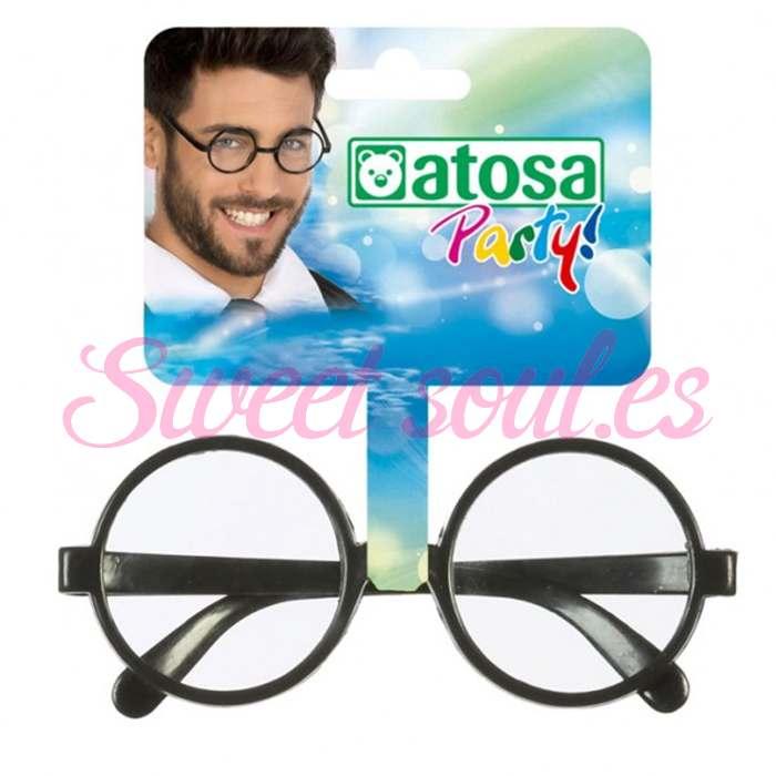 GAFAS REDONDAS PLASTICO