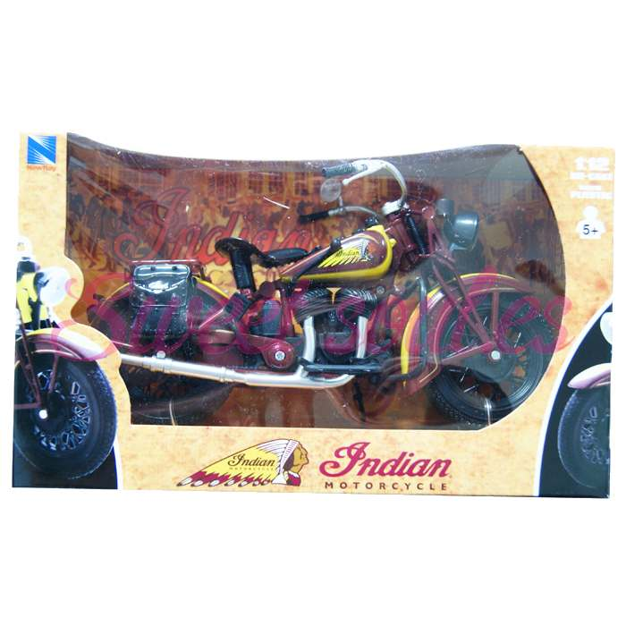 INDIAN MOTORCYCLE, ESC 1:12