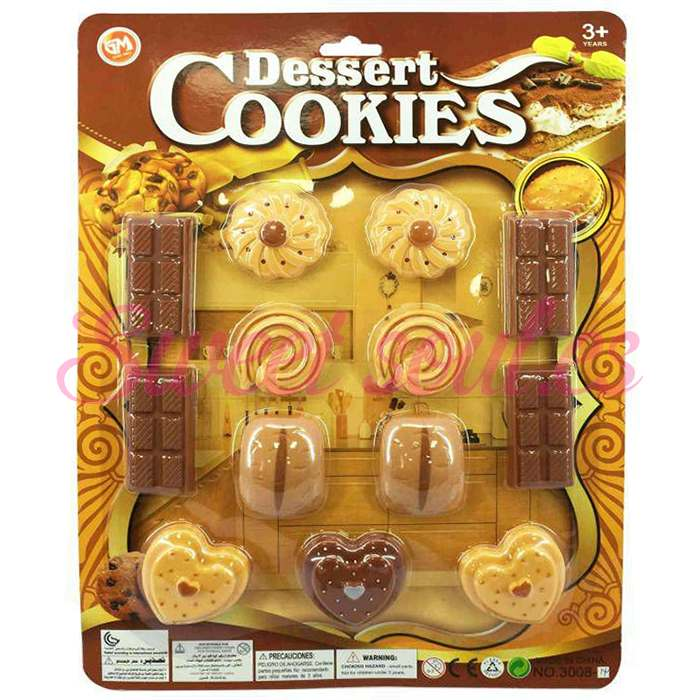 BLISTER COOKIES