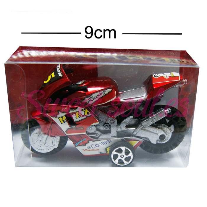 MOTO CARRETERA RACING, 9cm