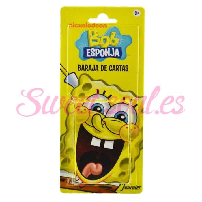 JUEGO DE CARTAS BOB ESPONJA