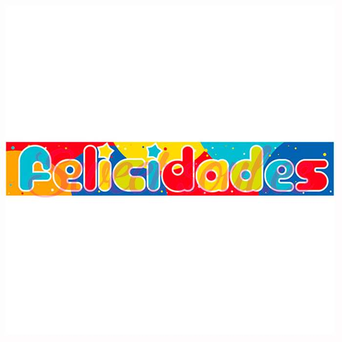 BOLSA 2 BANDAS FELICIDADES