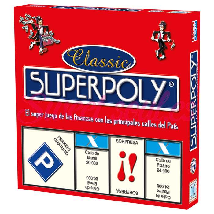 CLASSIC SUPERPOLY