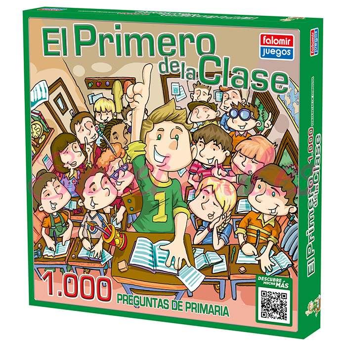 EL 1º DE LA CLASE- 1000 PREGUNTAS