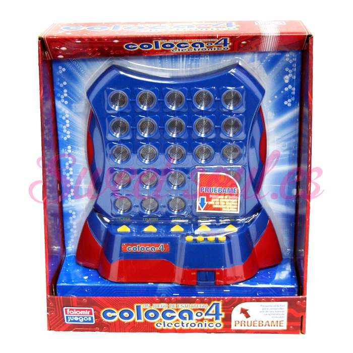 COLOCA 4 ELECTRONICO