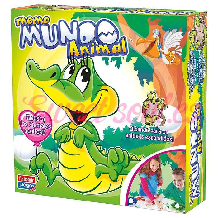 MEMO MUNDO ANIMAL