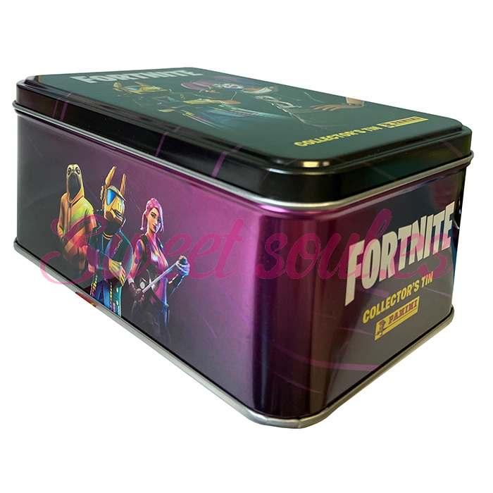 TIN BOX FORTNITE BLACK FRAME SERIES