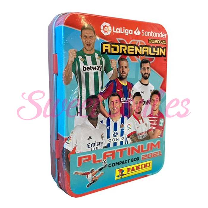 COMPACT BOX ADRENALYN 20-21, 6UNDS