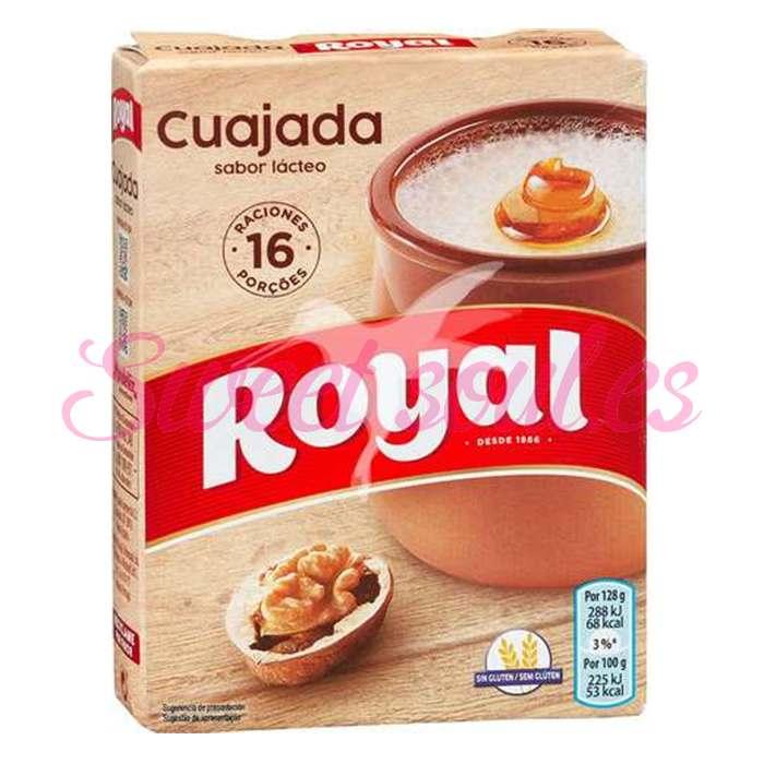 CUAJADA ROYAL 48g, 16 RACIONES