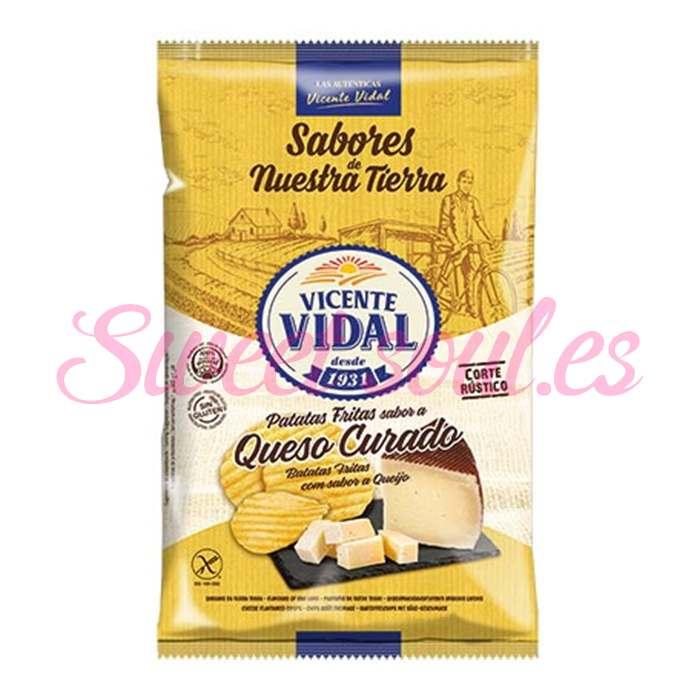 BOLSA DE PATATAS FRITAS VICENTE VIDAL, 135/160g