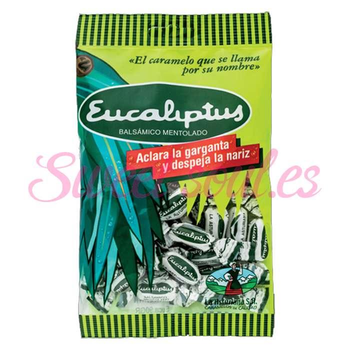 EUCALIPTUS MENTOL ASTURIANA 200g