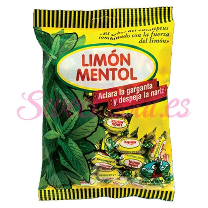 LIMON MENTOL ASTURIANA 200g