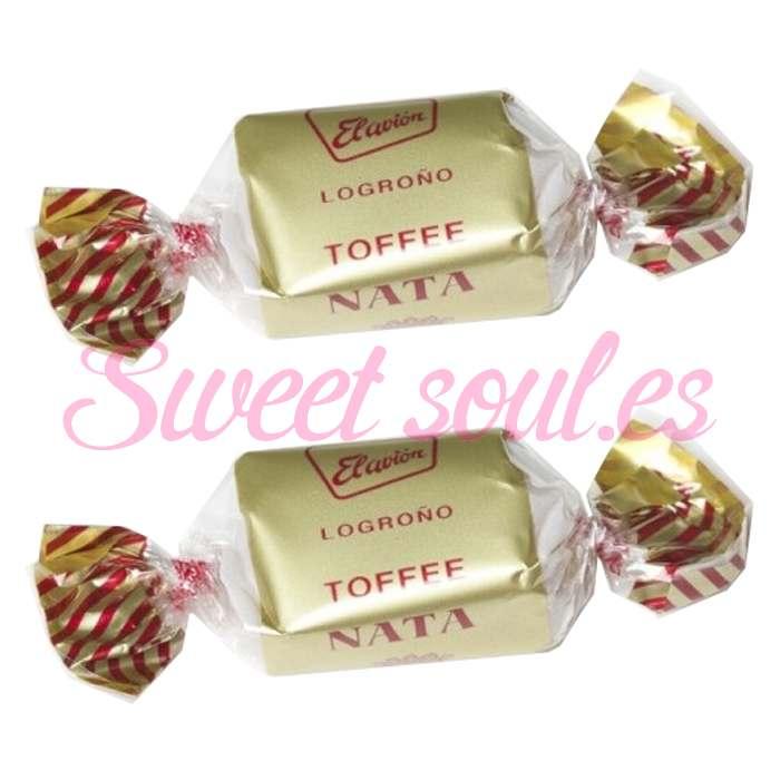 TOFFEES NATA EL AVION 1kg