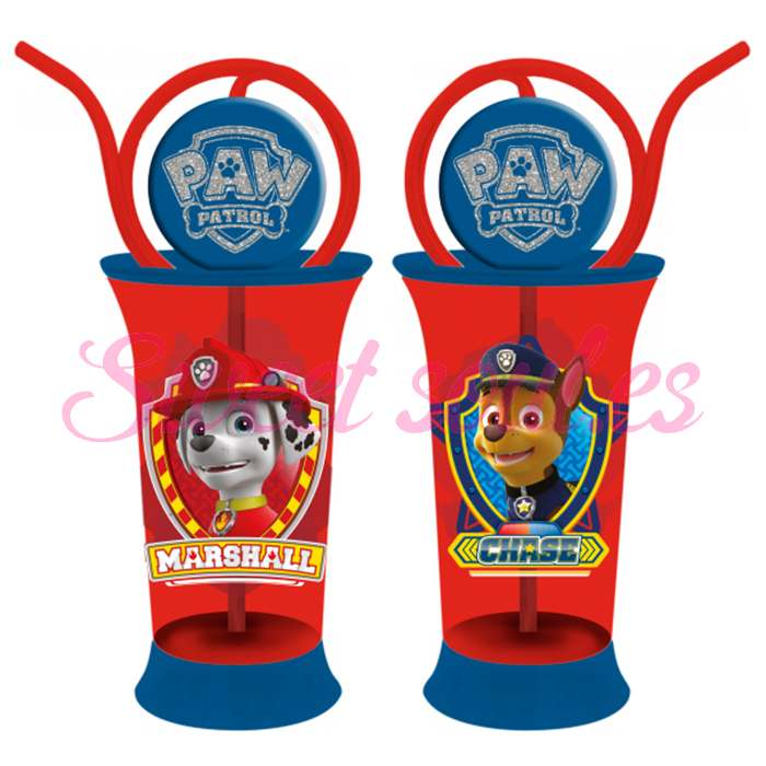 SPINING CUP PAW PATROL