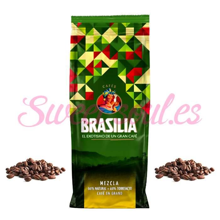 CAFE TOSTADO BRASILIA 60N/40T 1kg