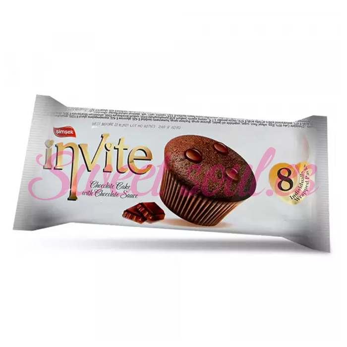 MAGDALENAS CHOCOLATE INVITE 8UNDS