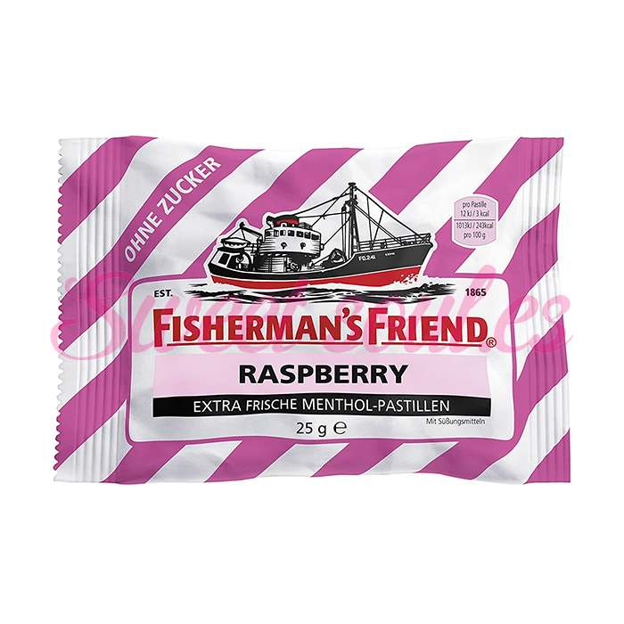 FISHERMANS FRIENDS, 12 UNDSx25g