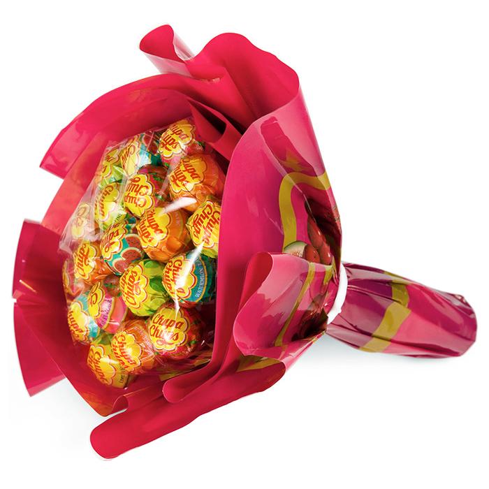 FLOWER BOUQUET CHUPA CHUPS