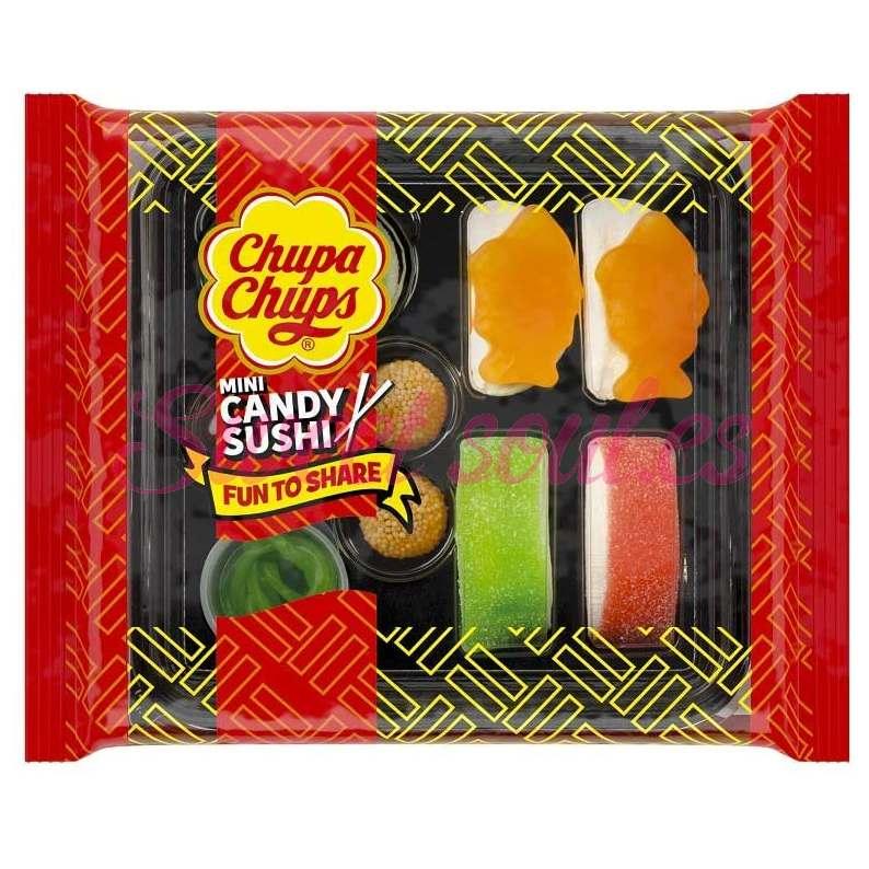 MINI CANDY SUSHI CHUPACHUPS 100g