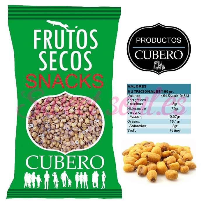 BOLSA MAIZ FRITO Y SALADO CUBERO 2,5kg