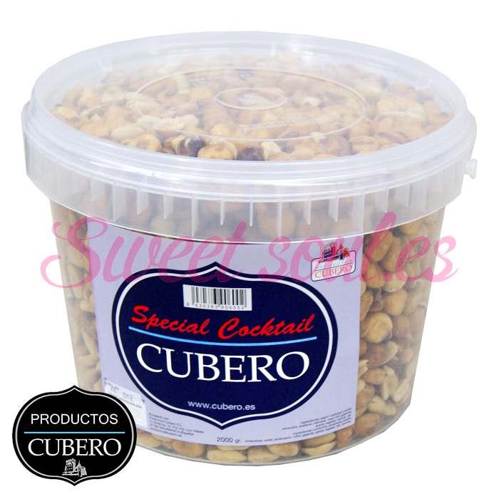 COCKTAIL DE FRUTOS SECOS ESPECIAL CUBERO, 2kg