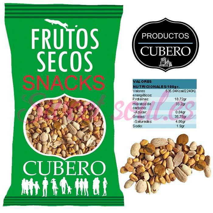 COCKTAIL FRUTOS SECOS CUBERO ESPECIAL, 2,5 kg