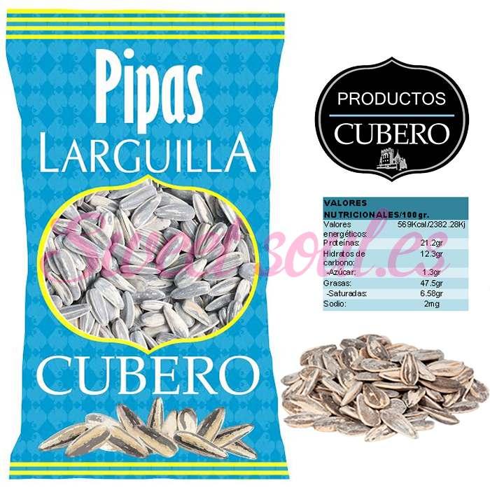 BOLSA PIPAS LARGUILLA CUBERO, 15UNDSx75g