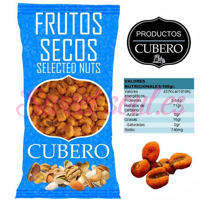 BOLSA MAIZ GIGANTE CHILLI CUBERO, 500g