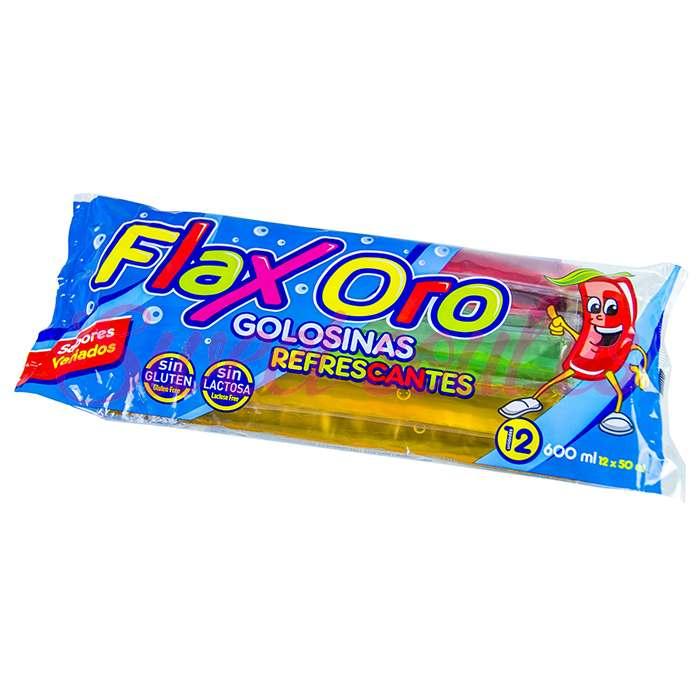 FLAX ORO 12 x 50ml