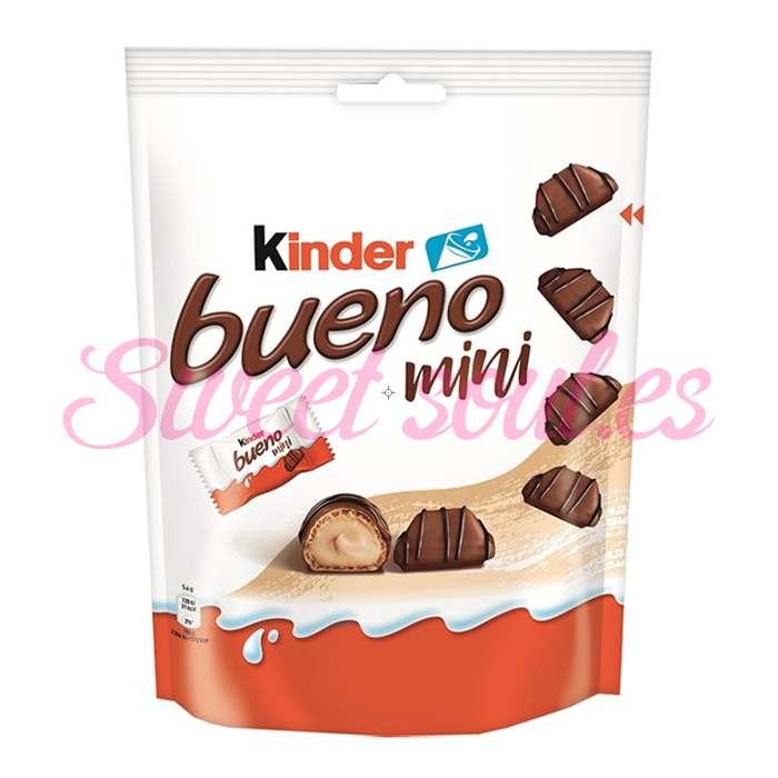 KINDER BUENO MINI 108g (18UNDS)