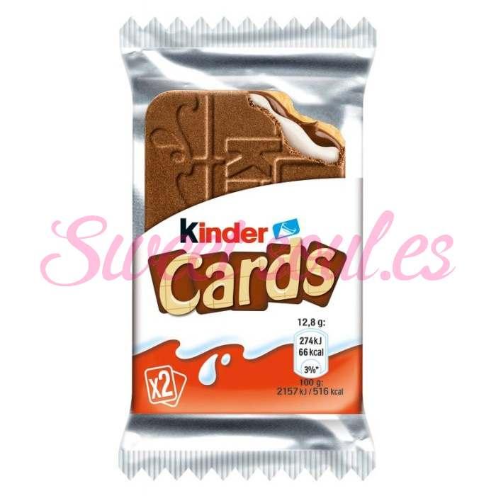 KINDER CARDS FERRERO 30UNDS