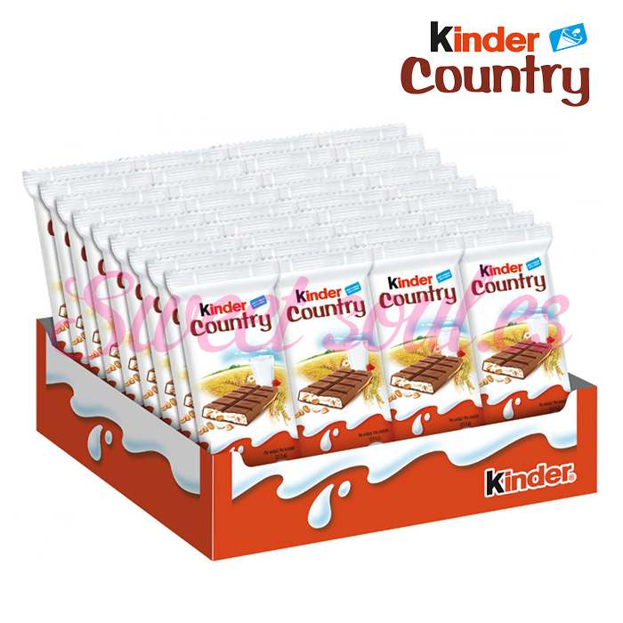 KINDER COUNTRY T1, 40UNDS
