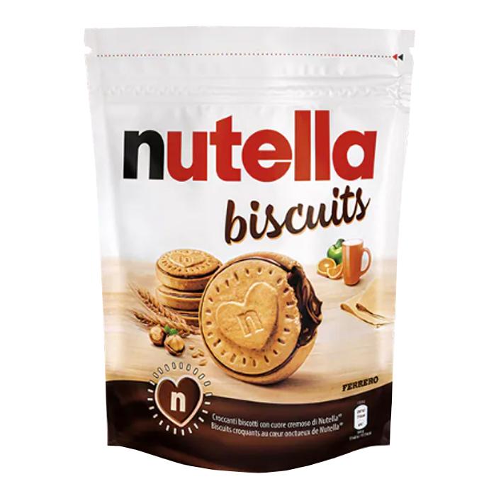 NUTELLA BISCUITS FERRERO 304g