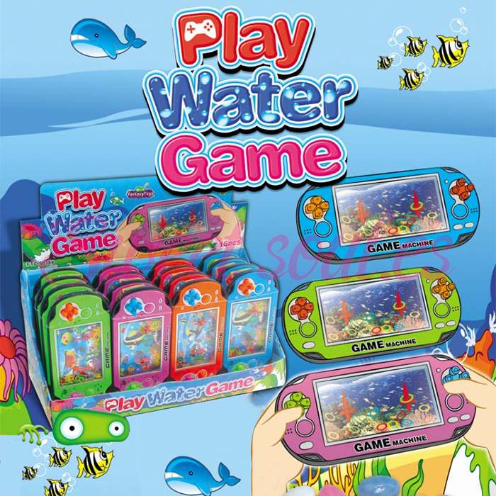 PLAY WATER GAME 16UNDS