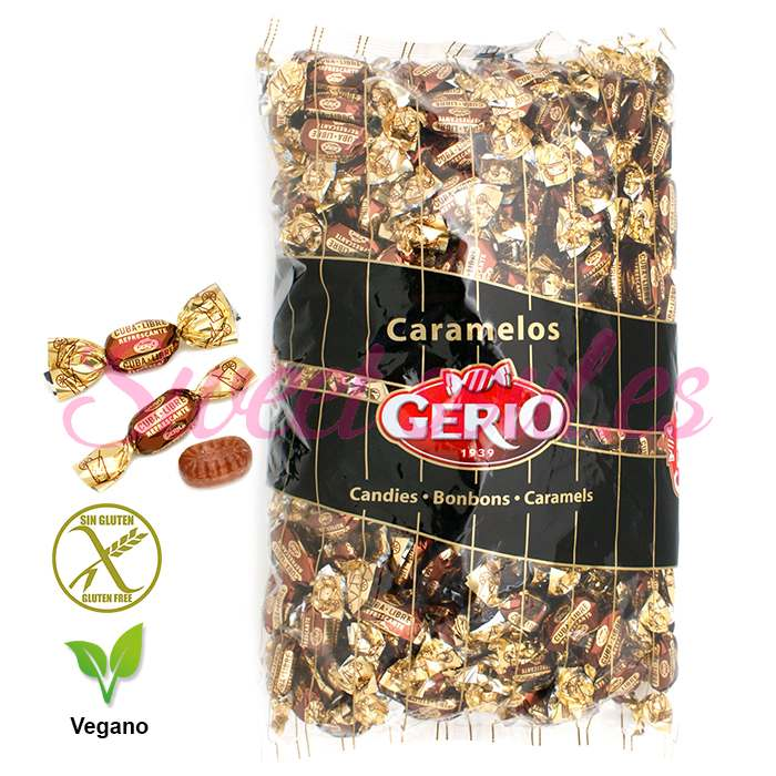 BOLSA DE CARAMELOS CUBA LIBRE GERIO, 1kg