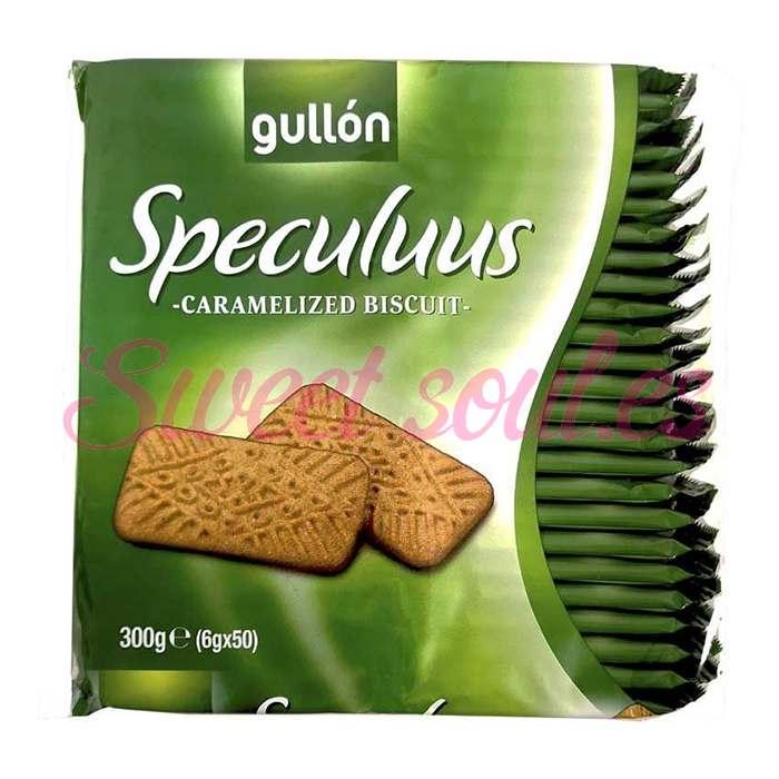 GALLETAS SPECULOS GULLON, 50x6g