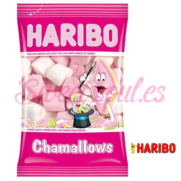 BOLSA NUBES CHAMALLOWS HARIBO, 250g