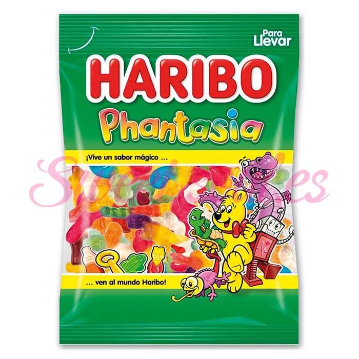 BOLSA GOMA HARIBO 75/100g