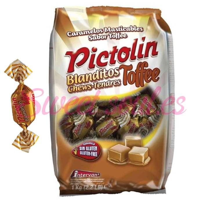 PICTOLIN TOFFE BLANDITOS kg.