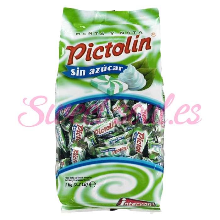 PICTOLIN S/A MENTA NATA 1kg.