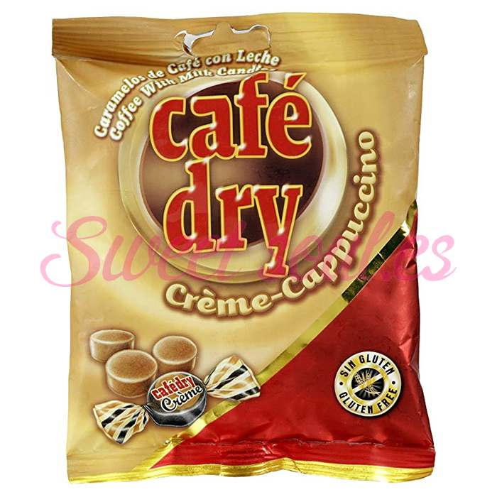 CAFE DRY CREME-CAPPUCCINO 100GR.