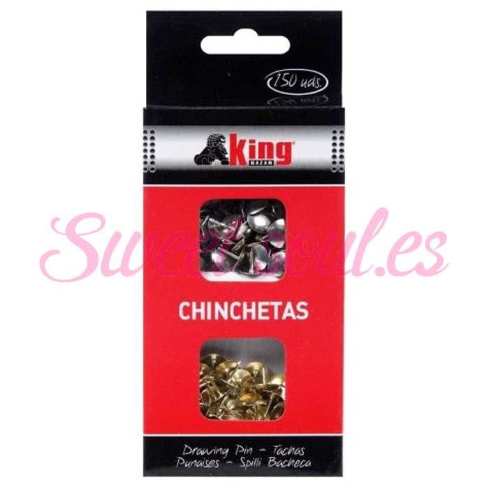 CHINCHETAS 150UNDS.