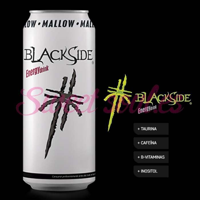 BLACKSIDE MALLOW ENERGY DRINK, 24UNDSx500ml