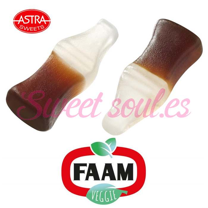BOLSA GOMAS GUMMY ASTRA FAAM VEGGIE 2,5kg