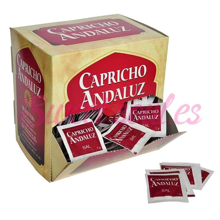 SOBRES SAL CAPRICHO ANDALUZ, 300UNDSx1g