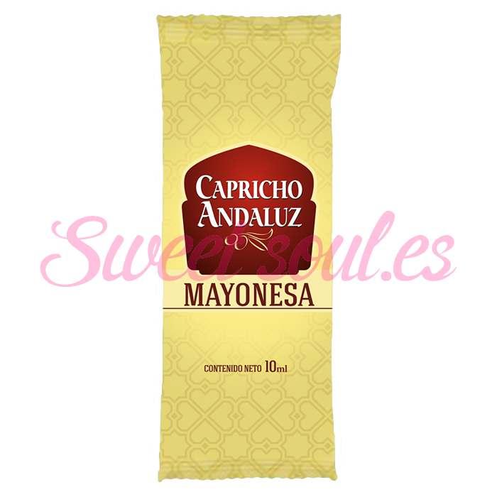 SOBRES MAYONESA CAPRICHO ANDALUZ, 230UNDSx10ml