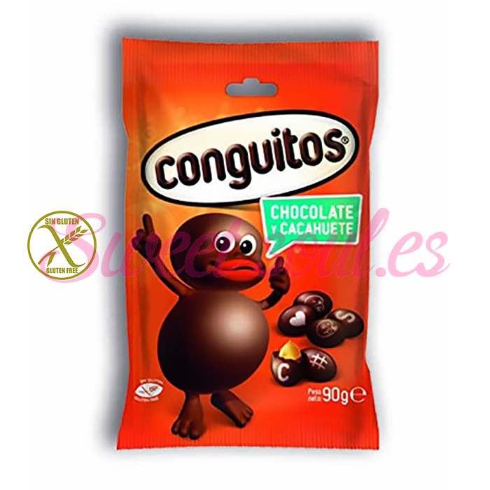 BOLSA DE CONGUITOS ORIGINAL LACASA, 90g