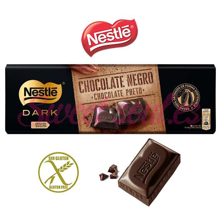 TABLETA NESTLE CHOCOLATE NEGRO EXTRAFINO, 270g