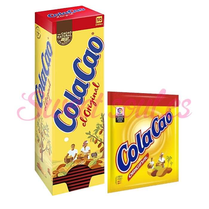 COLACAO ORIGINAL EN SOBRES, 50UNDSx18g